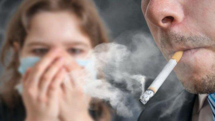 cara mengatasi bahaya asap rokok