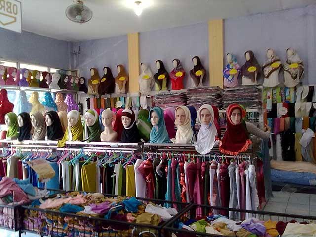 Bisnis Pakaian Muslim