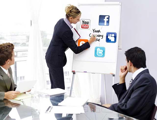 Jasa Manajemen Media Sosial