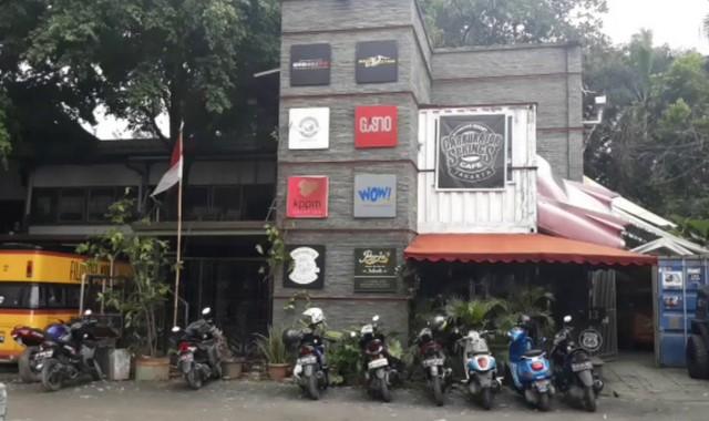 Carburator Spring Cafe