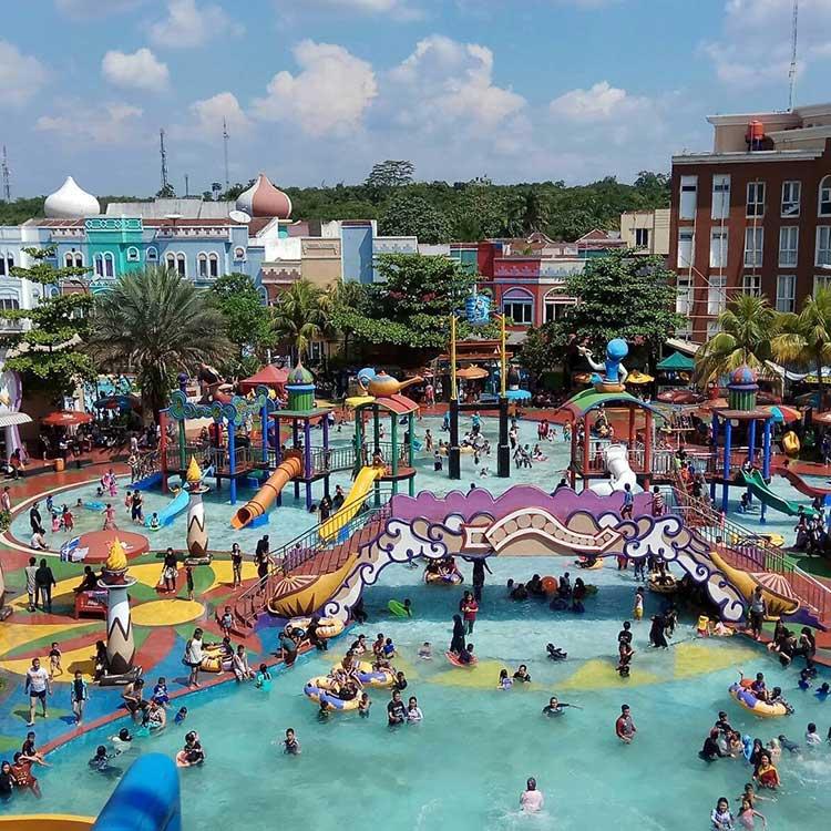 Fantasi Waterpark Depok