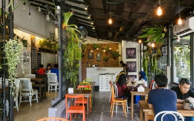 Garden Cafe medan