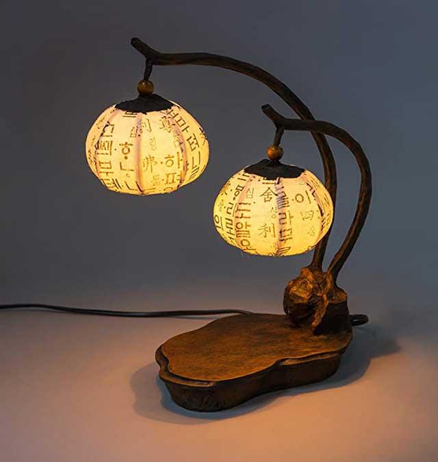 Hanji Paper Lamp