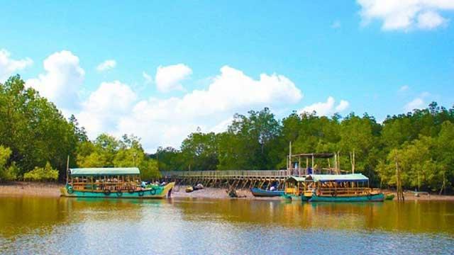 Hutan Mangrove Bedul