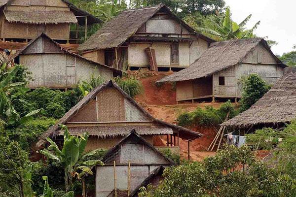 Kampung Suku Baduy