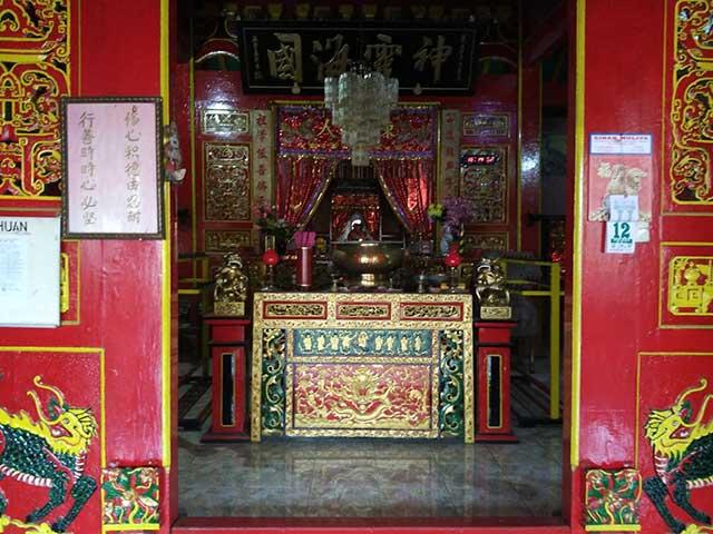 Kelenteng Poo Tong Biaw