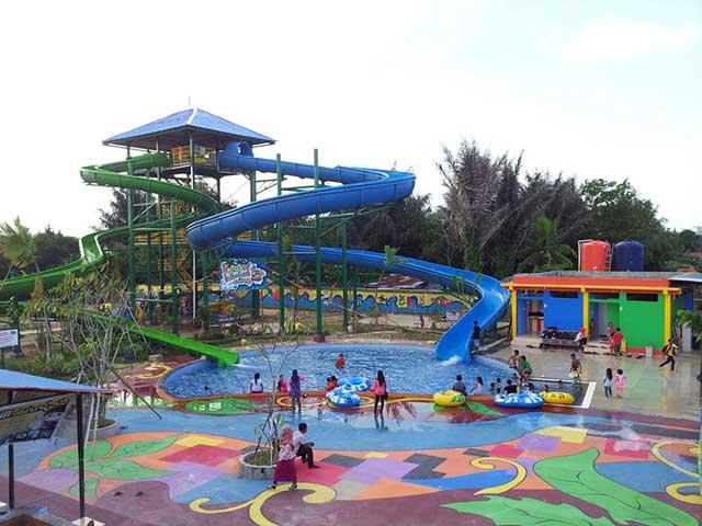 Kenari Waterpark Bontang