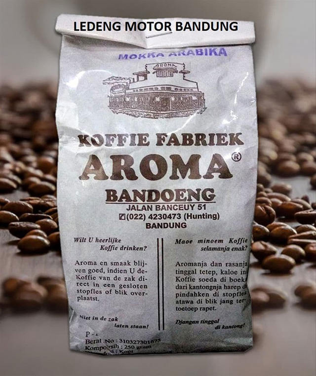 Koffie Fabriek Aroma