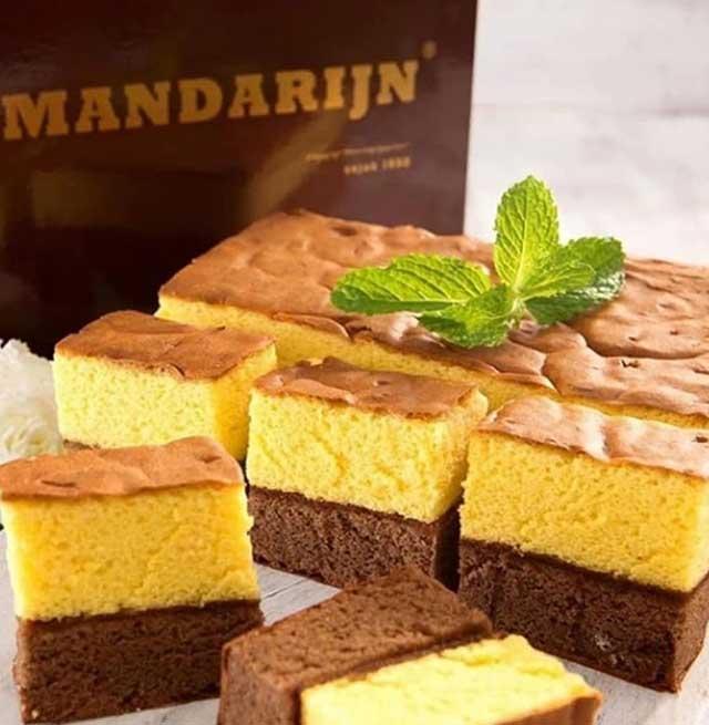 Kue Mandarin