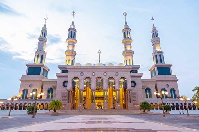 Masjid Baitul Muttaqin Samarinda
