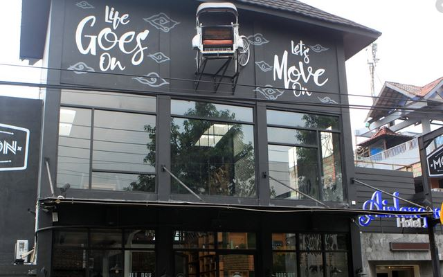 Move On Coffee Shop jogja