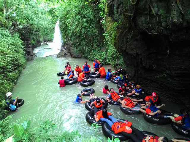 Santirah River Tubing