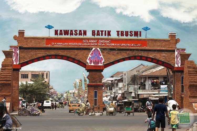 Sentra Batik Trusmi