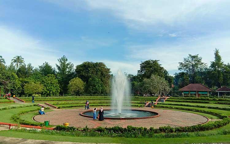 Taman Bunga Wiladatika Depok
