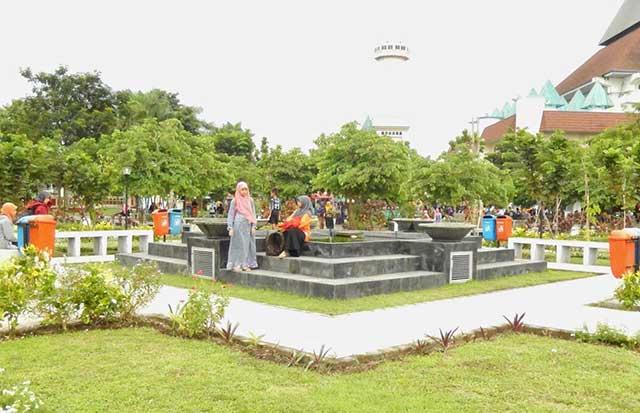 Taman Kilisuci