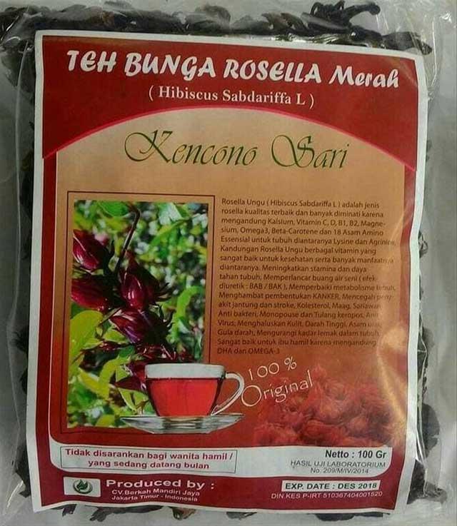 Teh Bunga Rosella