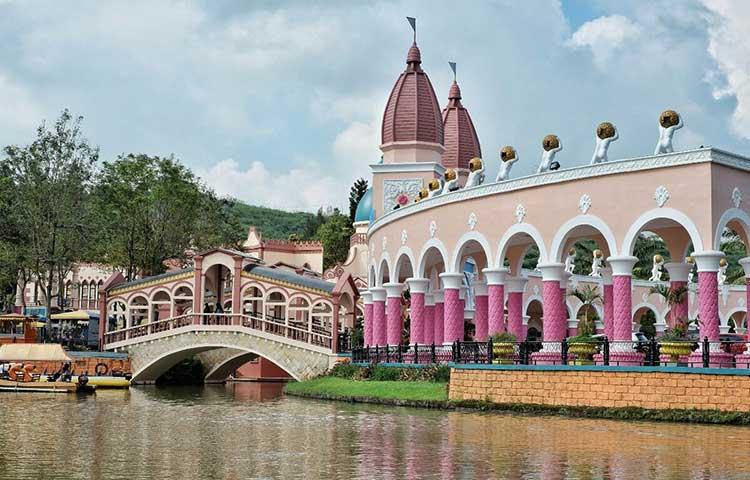 The Little Venice Puncak Bogor