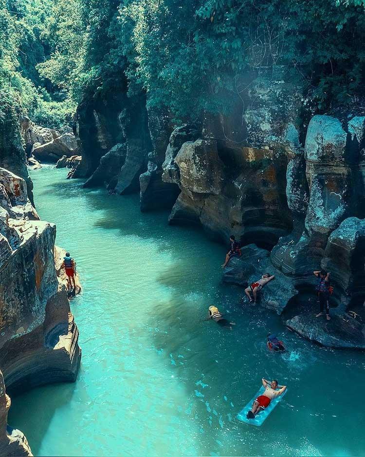 Tonjong Canyon Cipatujah