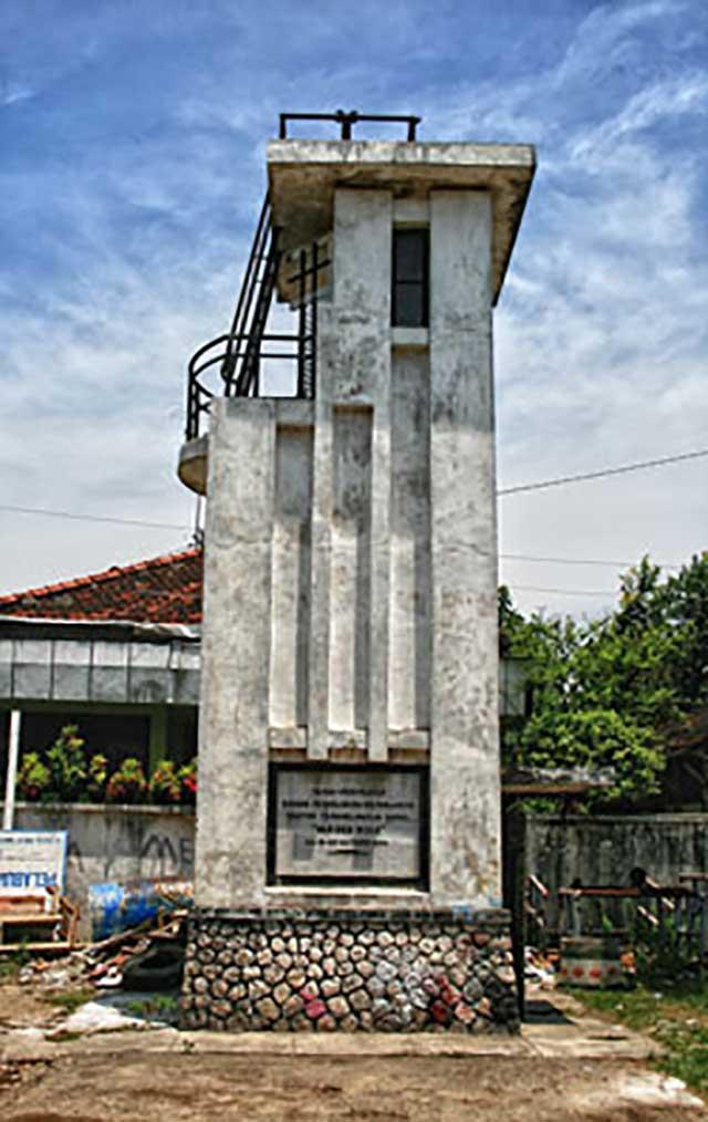 Monument Van der Wijk
