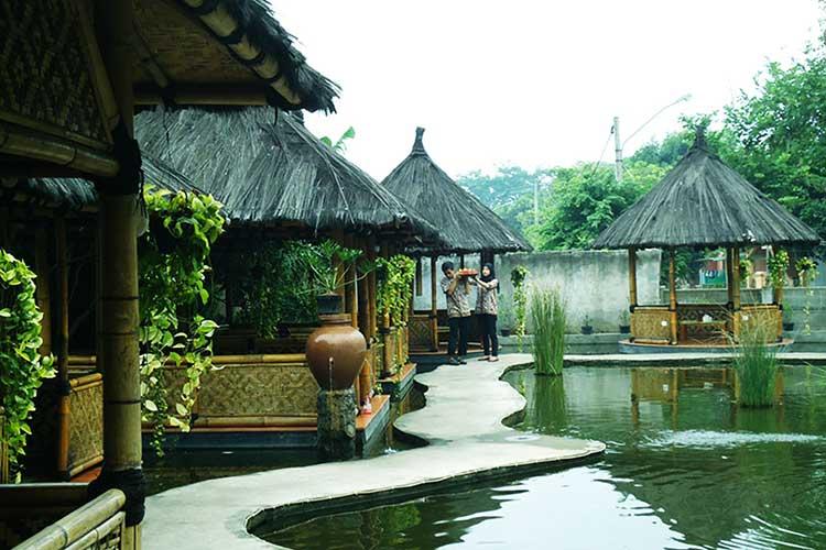 Saung Wulan Bekasi