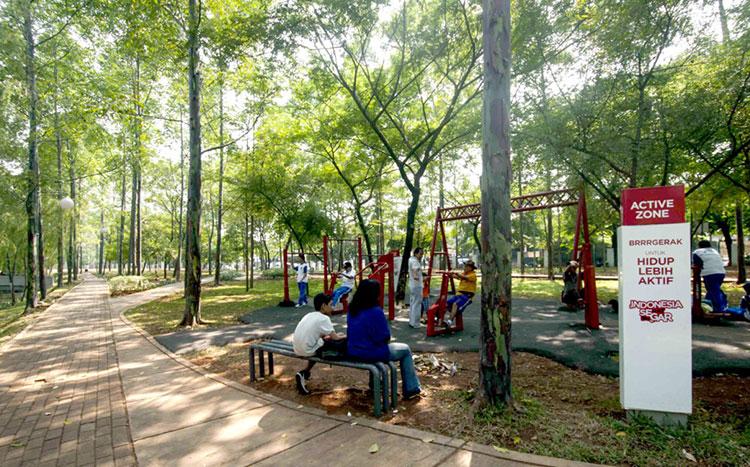 Taman Hutan Tebet